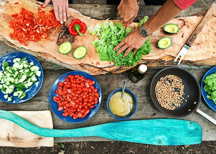Eat Whole Organic Foods