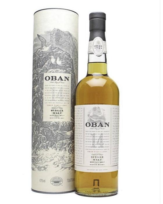 Best Scotch Oban