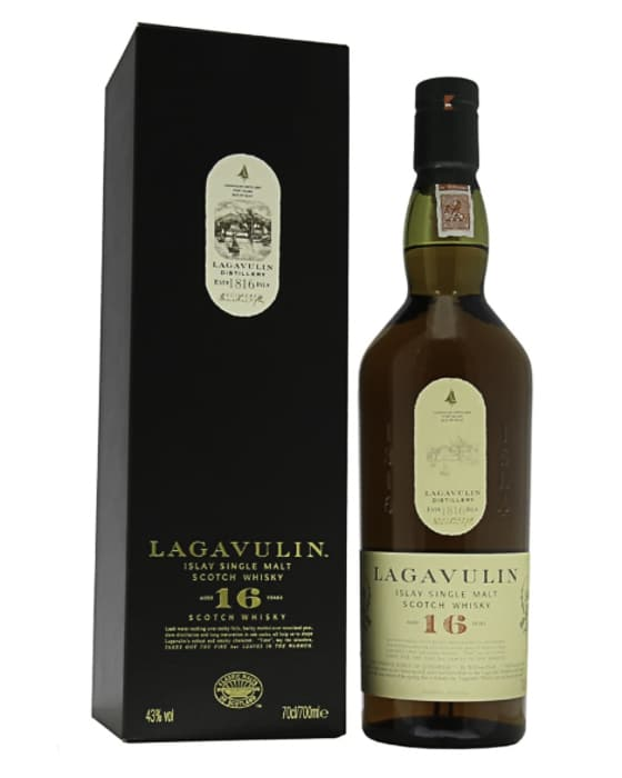 Finest Scotch Whisky Lagavulin