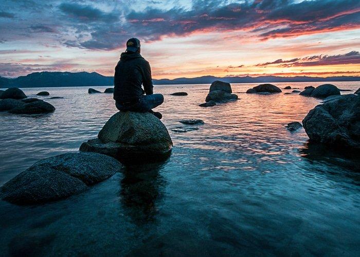 Hobby Men Meditation & Yoga