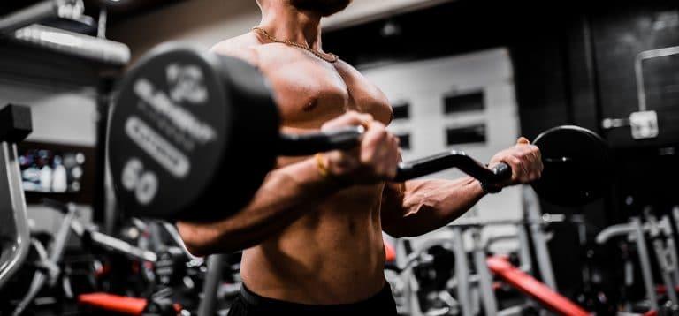 Secret To Bigger Biceps Fast Banner