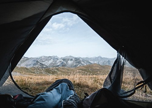 Things Every Man Should Own Camping Gear
