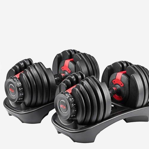 Top Home Fitness Equipment Bowflex Selectech 552